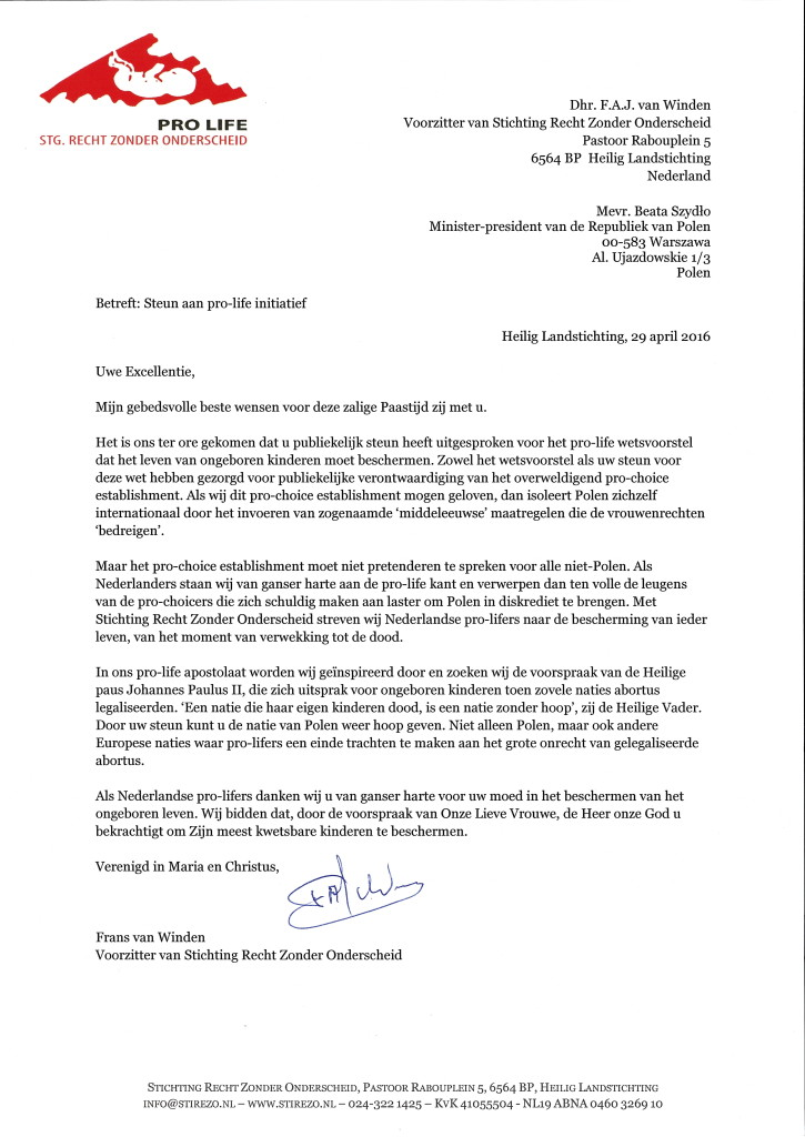 Stirezo_Steunbetuiging aan Polen_Premier_NL