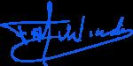 Handtekening Frans blauw_nieuw_AFB